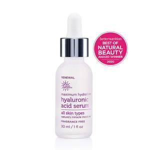Maximum Hydration Hyaluronic Acid Serum 1 fl. oz.