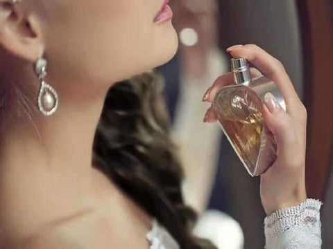 Spray Perfumes On Your Indian Traditional Dress