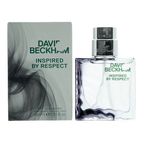 DAVID BECKHAM INSPIRED BY RESPECT EDT - AVAILABLE IN 2 SIZES - Beauty Bar Cyprus