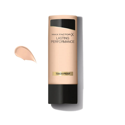 MAX FACTOR LASTING PERFORMANCE FOUNDATION - AVAILABLE IN A VARIETY OF SHADES - Beauty Bar Cyprus