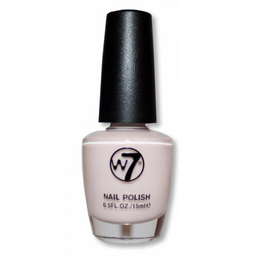 W7 NAIL POLISH - BARE 138 - Beauty Bar Cyprus