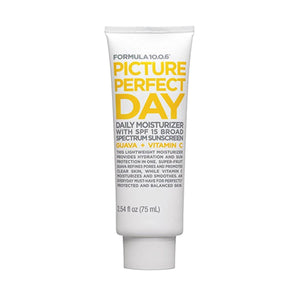 FORMULA 10.0.6 - PICTURE PERFECT DAY - DAILY MOISTURIZER SPF15 75ML - Beauty Bar Cyprus