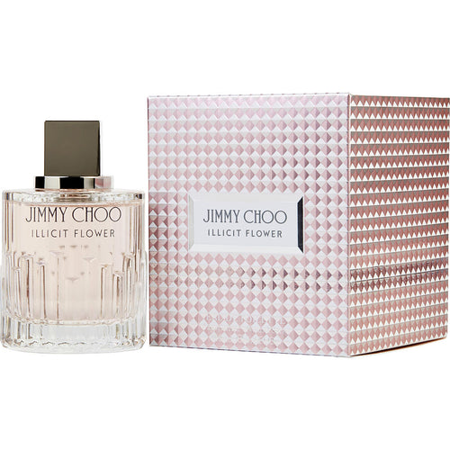 JIMMY CHOO ILLICIT FLOWER EDT - AVAILABLE IN 2 SIZES + GIFT WITH PURCHASE - Beauty Bar Cyprus