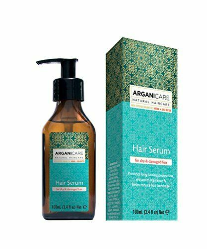 ARGANICARE  HAIR SERUM 100ML - Beauty Bar Cyprus