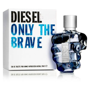 DIESEL ONLY THE BRAVE EDT  - AVAILABLE IN 2 SIZES - Beauty Bar Cyprus