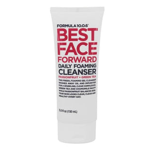FORMULA 10.0.6 - BEST FACE FORWARD - DAILY FOAMING CLEANSER 150ML - Beauty Bar Cyprus