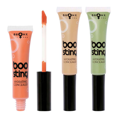 BRONX BOOSTING HYDRATING CONCEALER - AVAILABLE IN A VARIETY OF COLOURS - Beauty Bar Cyprus
