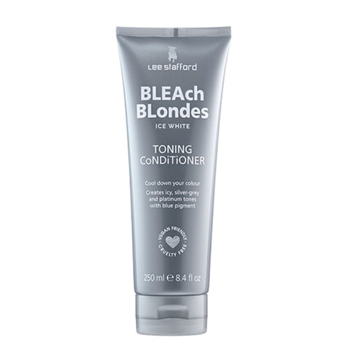LEE STAFFORD BLEACH BLONDES ICE WHITE CONDITIONER 250ML - Beauty Bar Cyprus
