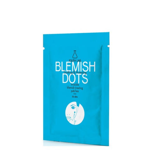 YOUTH LAB BLEMISH DOTS - INVISIBLE BLEMISH TREATING PATCHES - Beauty Bar Cyprus
