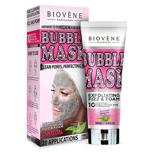 BIOVENE BUBBLE MASK 100ML - Beauty Bar Cyprus