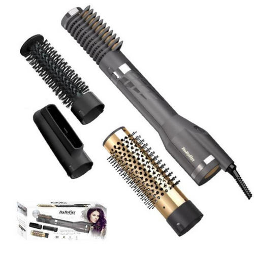 BABYLISS HAIR BRUSH 1200W AS135E - Beauty Bar Cyprus
