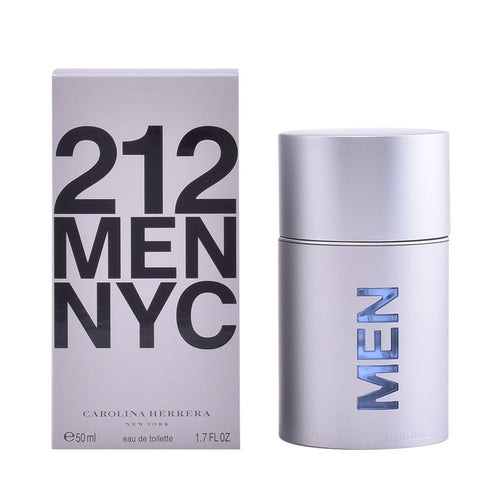CAROLINA HERRERA 212 NYC MEN EDT - AVAILABLE IN 2 SIZES - Beauty Bar