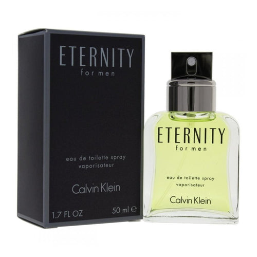 CALVIN KLEIN ETERNITY MAN EDT - AVAILABLE IN 2 SIZES - Beauty Bar