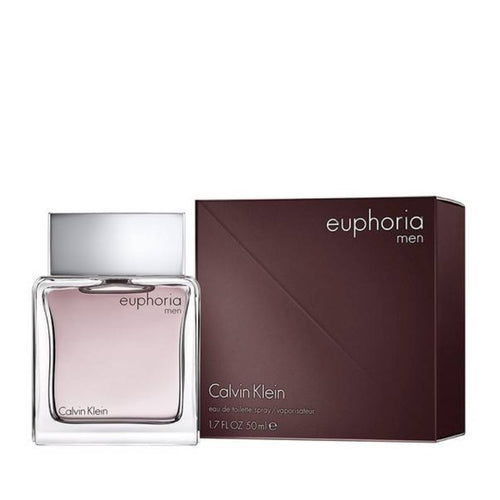 CALVIN KLEIN EUPHORIA MAN EDT - AVAILABLE IN 2 SIZES - Beauty Bar