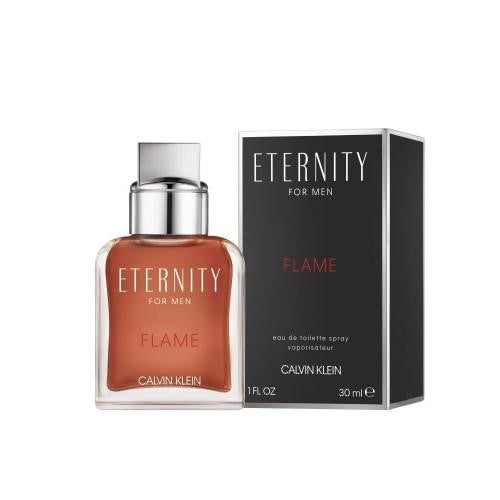 CALVIN KLEIN ETERNITY FLAME MAN EDT - AVAILABLE IN 3 SIZES - Beauty Bar