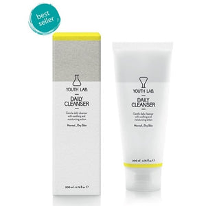 YOUTH LAB DAILY CLEANSER NORMAL / DRY SKIN 200ML - Beauty Bar Cyprus