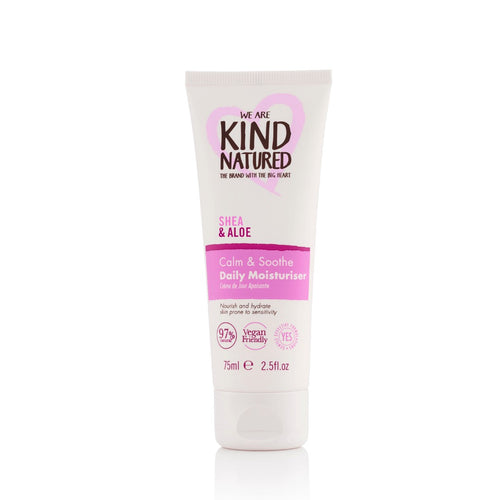 KIND NATURED - CALMING DAILY MOISTURIZER 75ML - Beauty Bar Cyprus