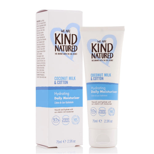 KIND NATURED - HYDRATING DAILY MOISTURIZER 75ML - Beauty Bar Cyprus