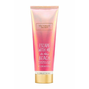 VICTORIA'S SECRET ESCAPE WITH ME TO THE BEACH LIMITED EDITION BODY LOTION 236ML - Beauty Bar