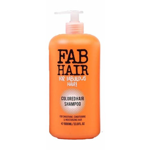 FAB HAIR COLORED HAIR SHAMPOO 1L - Beauty Bar Cyprus