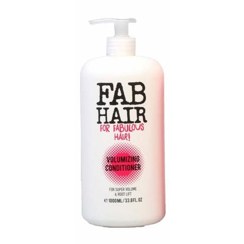 FAB HAIR VOLUMISING CONDITIONER 1L - Beauty Bar Cyprus