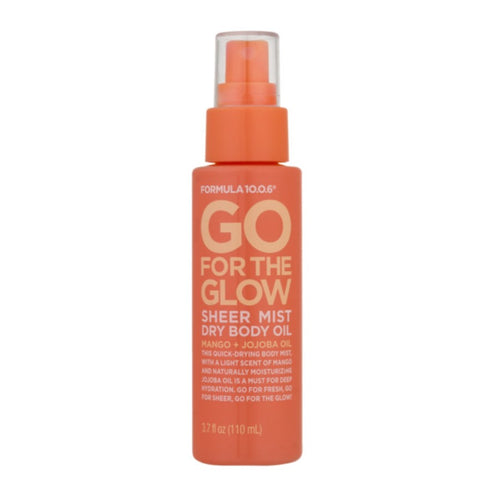 FORMULA 10.0.6 - GO FOR THE GLOW - DRY BODY OIL 110ML - Beauty Bar Cyprus