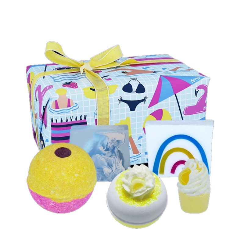 BOMB COSMETICS GOOD VIBES GIFT PACK - Beauty Bar
