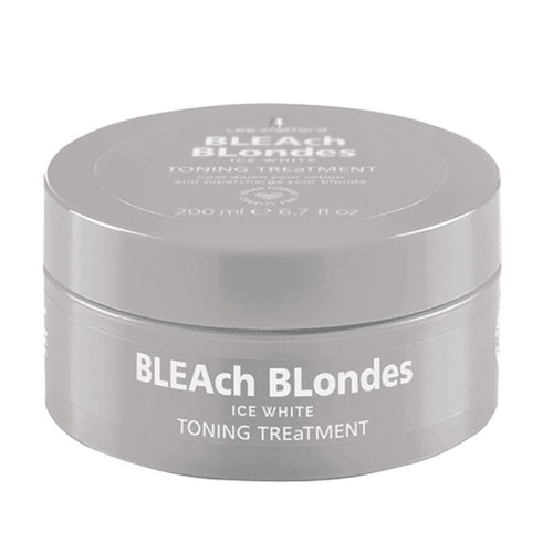 LEE STAFFORD BLEACH BLONDES ICE WHITE MASK 200ML - Beauty Bar Cyprus