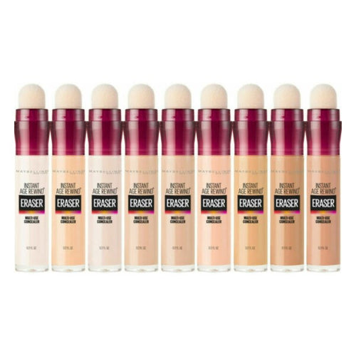 MAYBELLINE - AGE REWIND CONCEALER - AVAILABLE IN 8 SHADES - Beauty Bar Cyprus