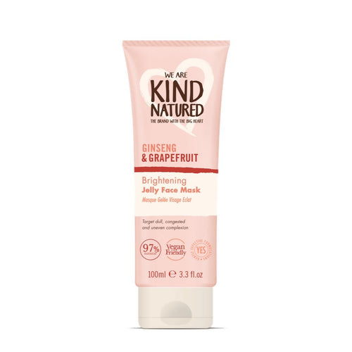 KIND NATURED - BRIGHTENING JELLY FACE MASK 100ML - Beauty Bar Cyprus