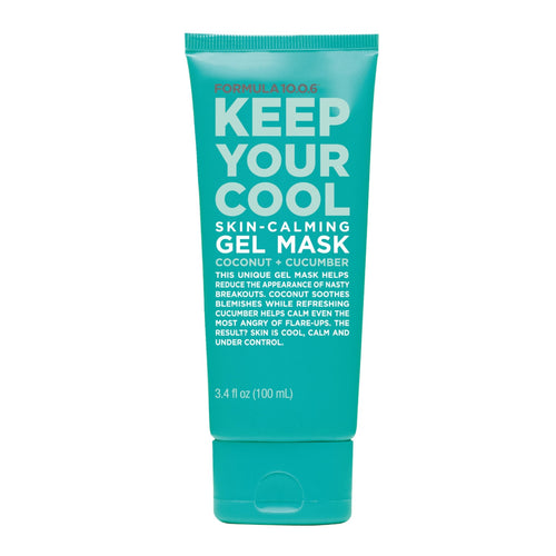 FORMULA 10.0.6 - KEEP YOUR COOL - CALMING GEL MASK 100ML - Beauty Bar Cyprus