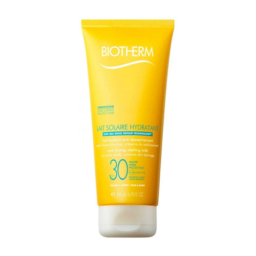 BIOTHERM MOISTURISING SUN MILK SPF30 200ML - Beauty Bar Cyprus