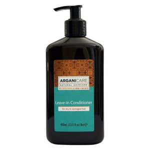 ARGANICARE LEAVE IN CONDITIONER 400ML - Beauty Bar Cyprus