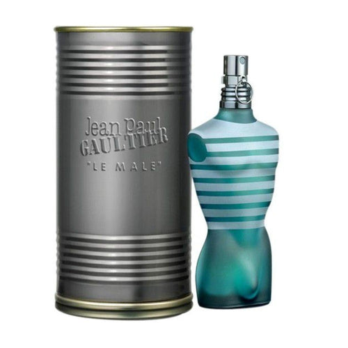 JEAN PAUL GAULTIER LE MALE EDT - AVAILABLE IN 2 SIZES - Beauty Bar Cyprus
