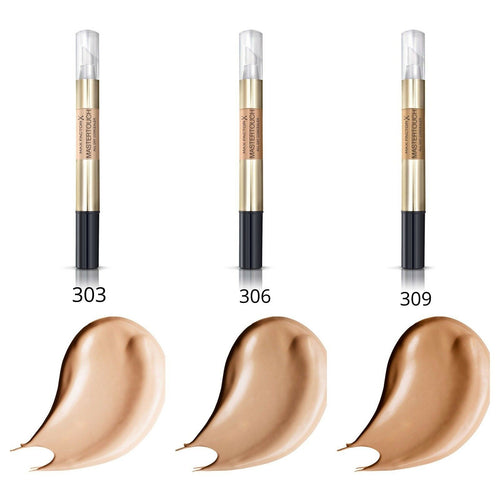 MAX FACTOR MASTRETOUCH CONCEALER PEN - AVAILABLE IN 3 SHADES - Beauty Bar Cyprus