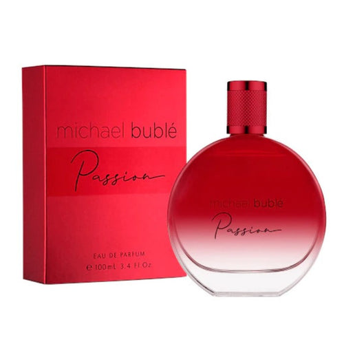 MICHAEL BUBLE PASSION PROJECT EDP - AVAILABLE IN 2 SIZES - Beauty Bar Cyprus