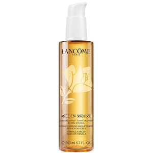 LANCÔME MIEL-EN-MOUSSE 200ML, FOAMING CLEANSING MAKEUP REMOVER - Beauty Bar Cyprus