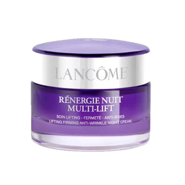 LANCÔME RENERGIE MULTI- LIFT NIGHT CREAM 50ML - Beauty Bar Cyprus