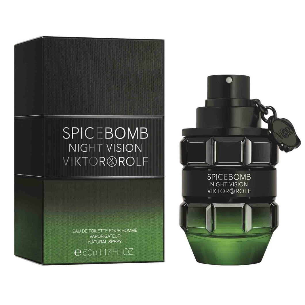 VIKTOR & ROLF SPICEBOMB NIGHT VISION EDT - AVAILABLE IN 2 SIZES - Beauty Bar Cyprus