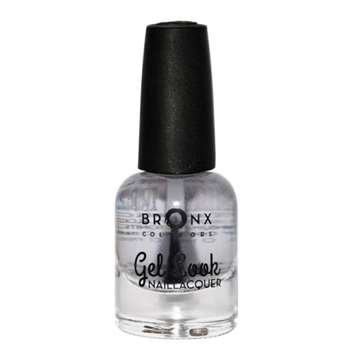 BRONX NAIL LACQUER GEL LOOK GEL TOP COAT 20 - Beauty Bar Cyprus