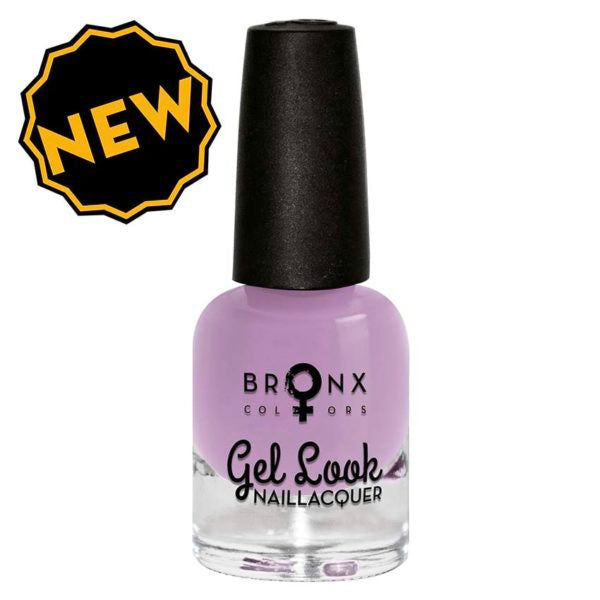 BRONX NAIL LACQUER GEL LOOK ROSEWOOD 25 - Beauty Bar Cyprus