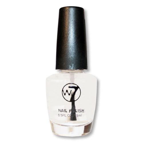 W7 NAIL POLISH - DIAMOND TOP COAT 33 - Beauty Bar Cyprus
