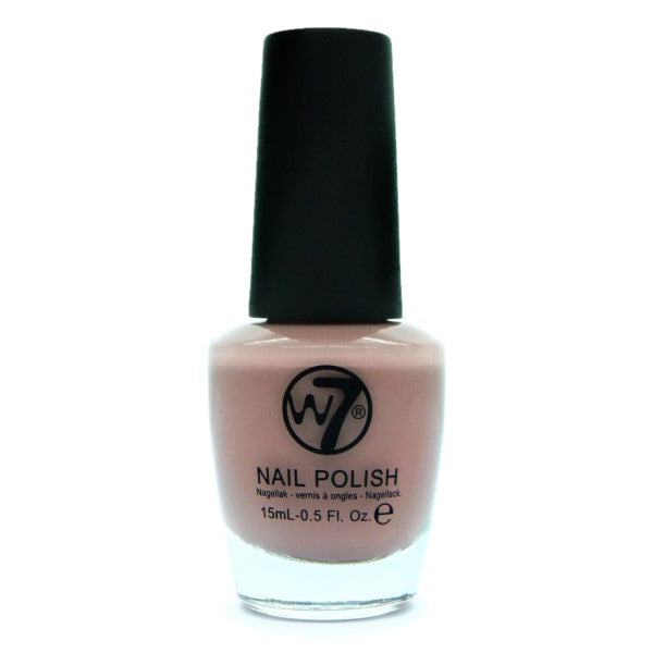 W7 NAIL POLISH NATURAL 187 - Beauty Bar Cyprus