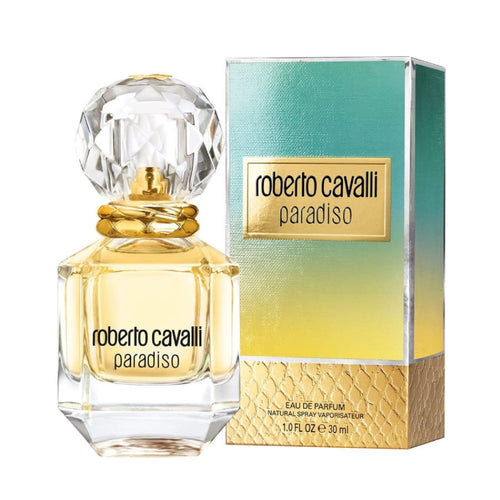 ROBERTO CAVALLI PARADISO EDP - AVAILABLE IN 3 SIZES - Beauty Bar Cyprus