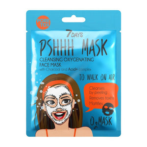 7DAYS PSHHH MASK TO WALK ON AIR - Beauty Bar Cyprus