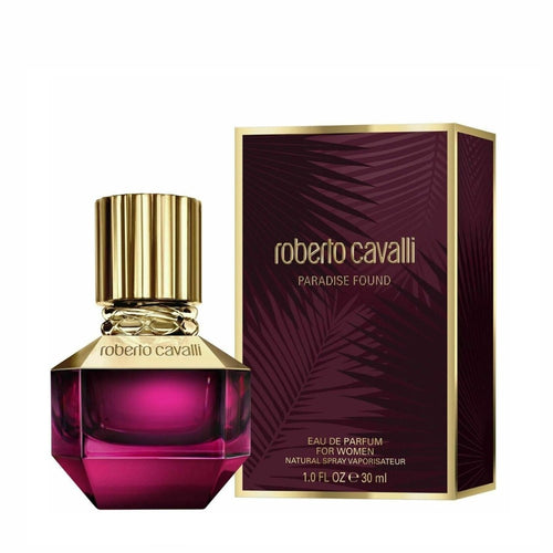 ROBERTO CAVALLI PARADISE FOUND FEMALE EDP - AVAILABLE IN 2 SIZES - Beauty Bar Cyprus