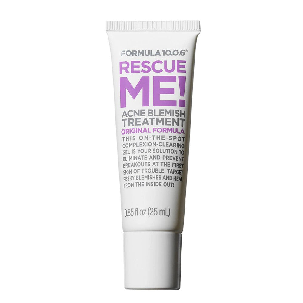 FORMULA 10.0.6 - RESCUE ME! - ACNE BLEMISH TREATMENT 25ML - Beauty Bar Cyprus