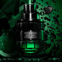 Load image into Gallery viewer, VIKTOR & ROLF SPICEBOMB NIGHT VISION EDT - AVAILABLE IN 2 SIZES - Beauty Bar Cyprus