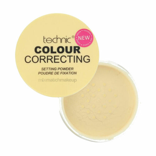 TECHNIC COLOUR CORRECTING SETTING POWDER - Beauty Bar Cyprus
