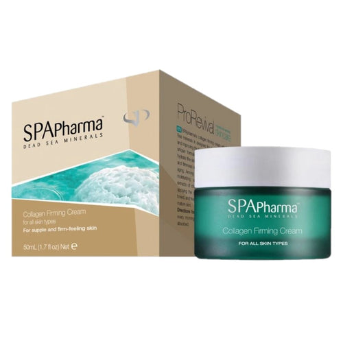 SPA PHARMA COLLAGEN FIRMING CREAM 50ML - Beauty Bar Cyprus